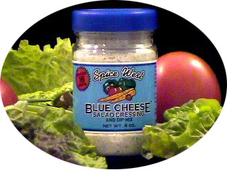 Spice West Blue Cheese Salad Dressing
